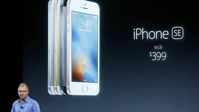 Apple busca conquistar la gama media con su nuevo iPhone SE