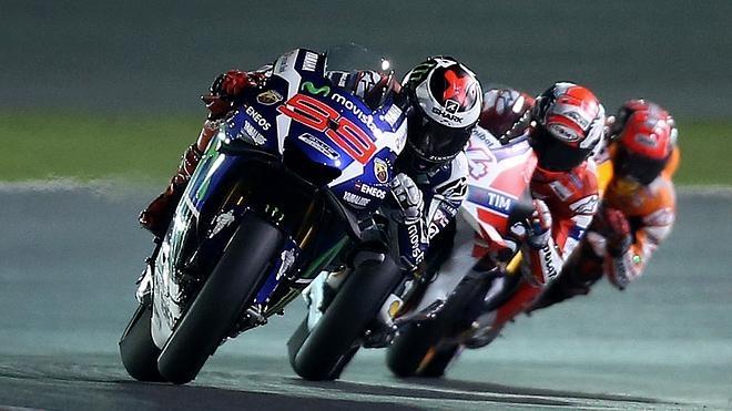 Del Rossi-Márquez al Rossi-Lorenzo