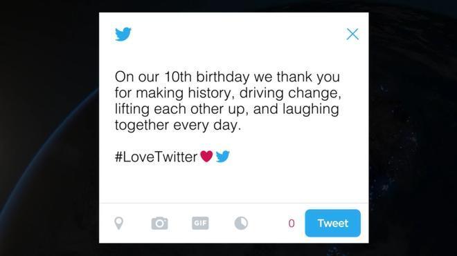 ¿Cuántos tuits se lanzarán hoy?