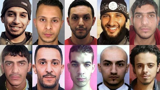 Hermanos de yihad y de sangre