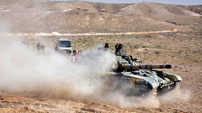 El Ejército sirio se hace con el control total de Palmira