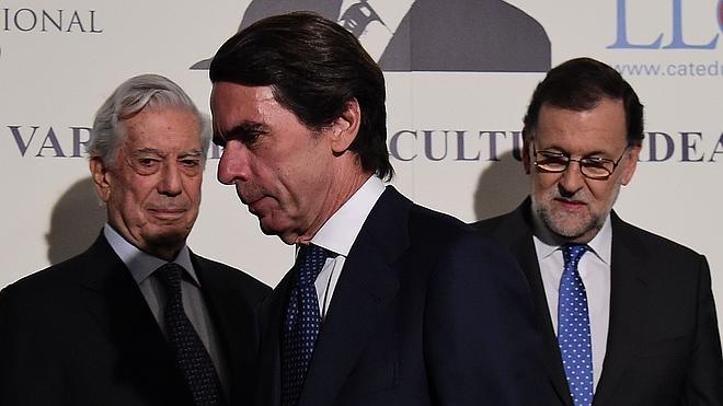 Aznar: «Necesitamos nuevos liderazgos a la altura de los desafíos que tenemos»