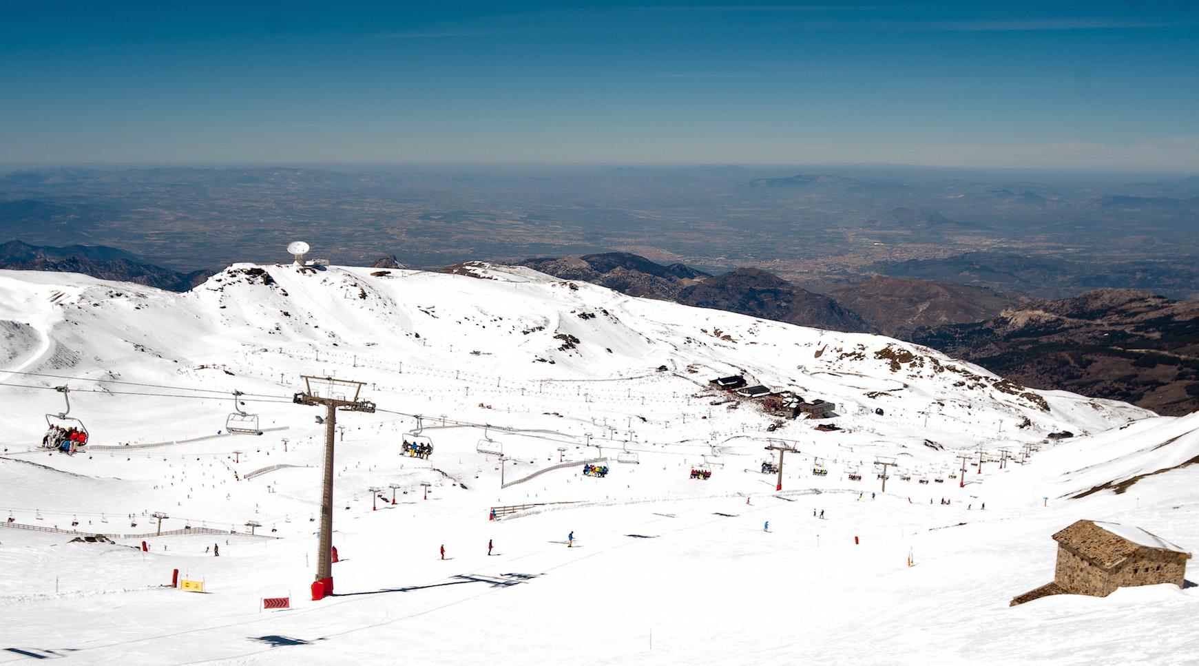 Comienzan las promociones de Sierra Nevada