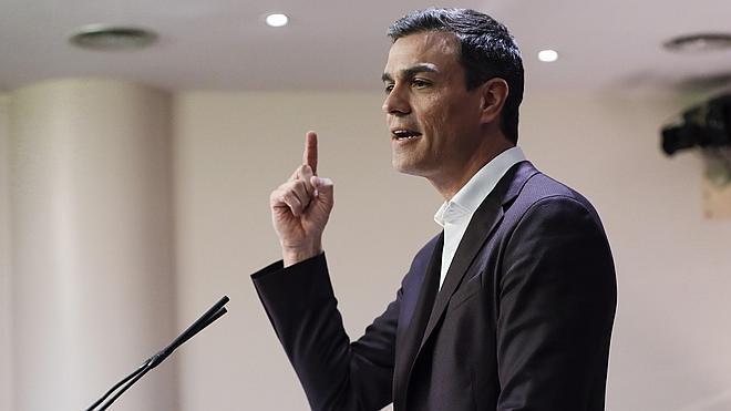 El Supremo archiva la querella a Pedro Sánchez por la cesión de senadores
