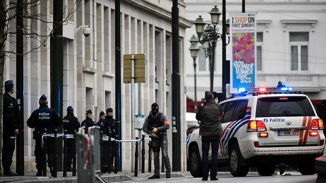 Operación policial en Bélgica relacionada con el atentado frustrado en Francia