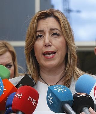 Díaz llama «artista» a Iglesias por renunciar a un cargo que «no le pertenece»