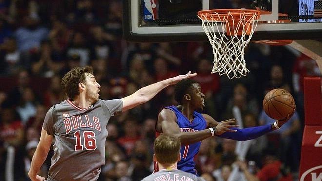 El 'doble-doble' de Pau Gasol no puede evitar la derrota de los Bulls