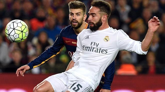 Carvajal: «Tenemos que intentar pasar por encima al rival»