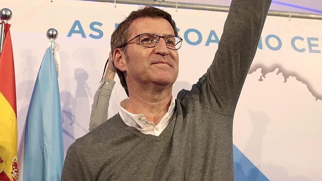 Núñez Feijóo dice que no ha estado en ninguna carrera de sucesión de Rajoy
