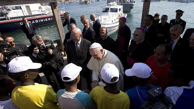 El papa Francisco visitará Lesbos la semana que viene para dar voz a los refugiados