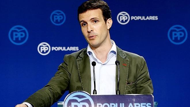 Casado: «Los concejales de Valencia se tendrán que ir si se abre juicio»