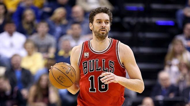 Pau Gasol y Nikola Mirotic no pueden evitar la derrota de los Bulls