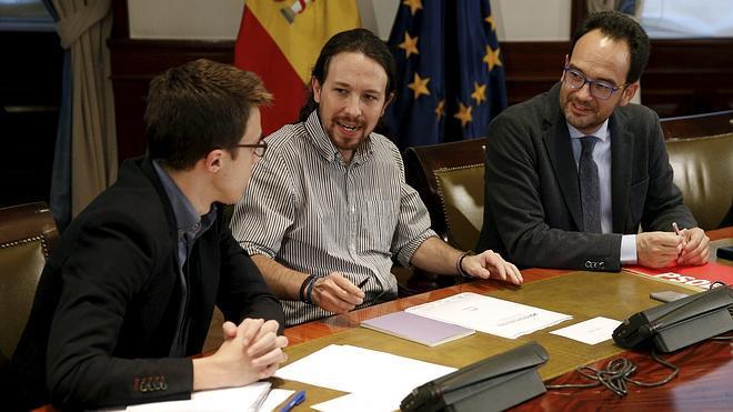 El PSOE hubiera admitido el 70% de las propuestas de Podemos