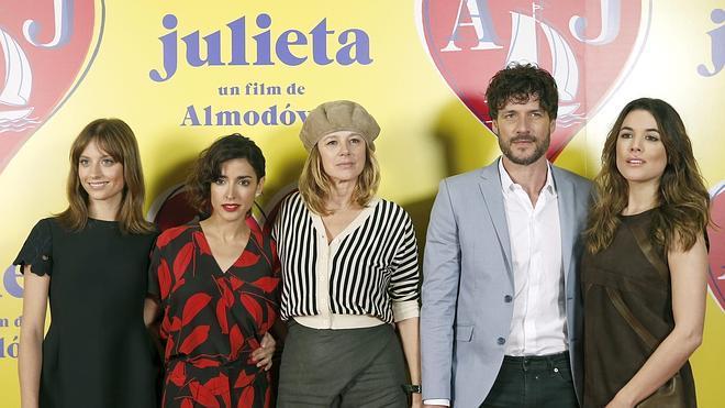 Almodóvar pincha en taquilla con 'Julieta'