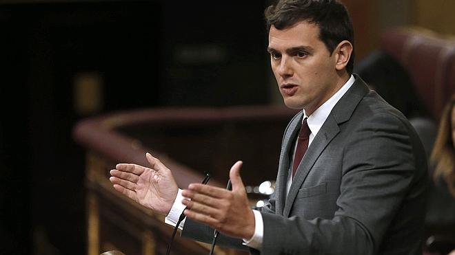 Rivera deja la puerta abierta a que un popular que no sea Rajoy pueda presidir el Gobierno