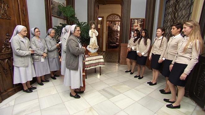 Discreta acogida de 'Quiero ser monja'