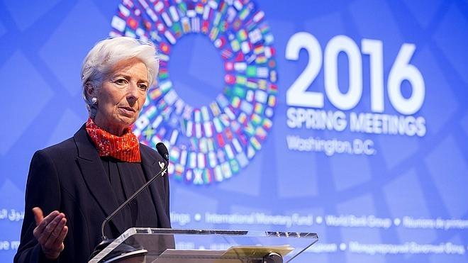 El FMI reduce una décima la previsión de crecimiento de España en 2016 hasta el 2,6%