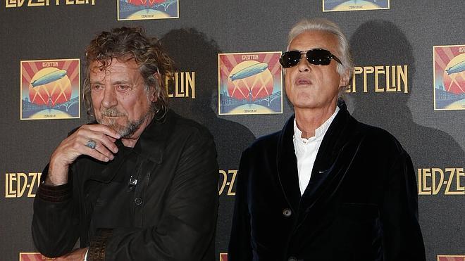 Admitida a trámite una denuncia por plagio contra Led Zeppelin por 'Stairway to Heaven'