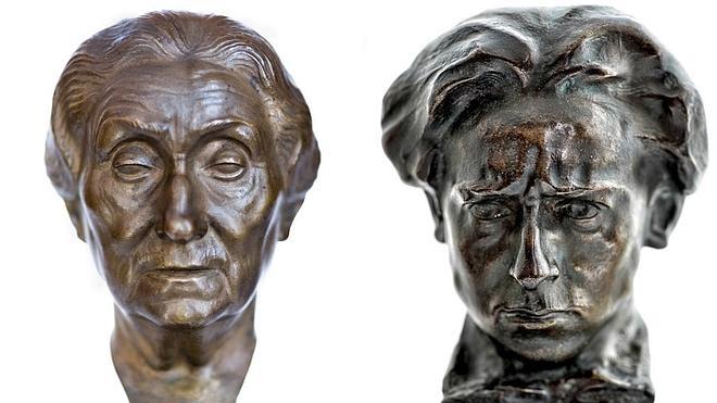 Roban en Roma once dibujos y tres esculturas de Victorio Macho