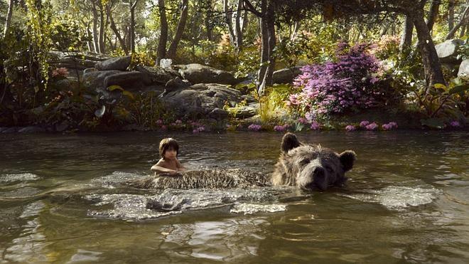 'El libro de la selva' se mide a Julia Roberts y Nicole Kidman en los cines