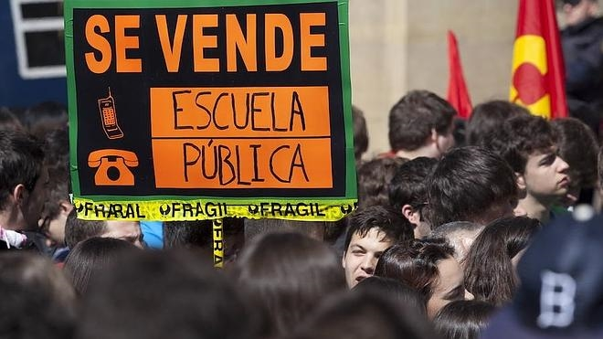 La universidad pública española es la sexta más cara de Europa