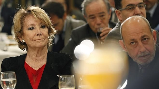 Aguirre donará a la AVT los 10.000 euros de indemnización si gana la demanda contra Sánchez