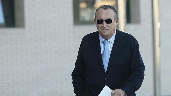 La juez deja en libertad a Carlos Fabra en contra del criterio de Prisiones
