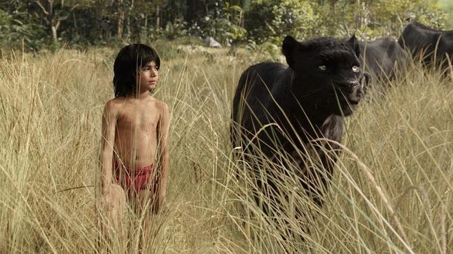 'El libro de la selva', el mejor estreno en lo que va de año