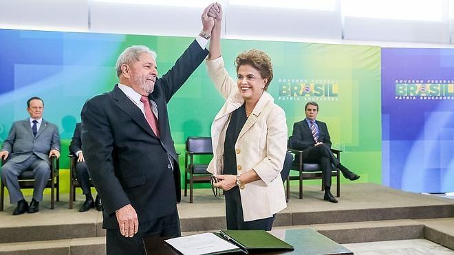 Más de un mes de convulsiones políticas y judiciales en Brasil