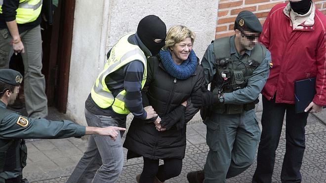 La Fiscalía pide 19 años de prisión a Zulueta por dirigir el frente de cárceles de ETA