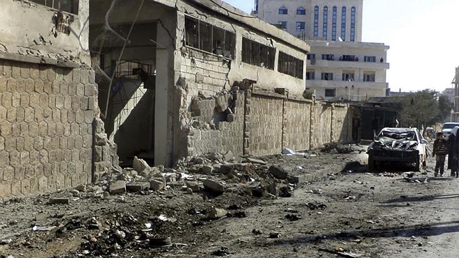 Un bombardeo del régimen sirio deja 44 civiles muertos al norte del país
