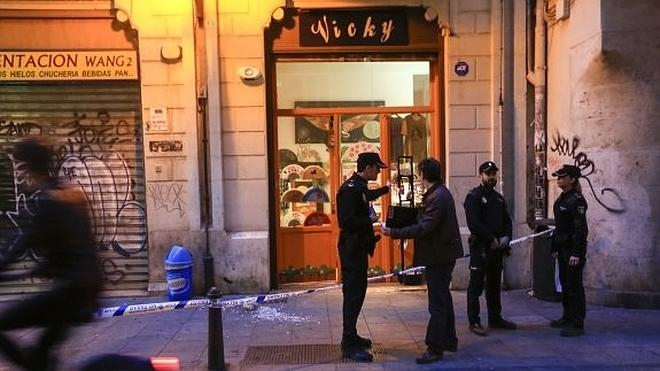 La joven agredida ayer por su expareja en Valencia está en estado crítico