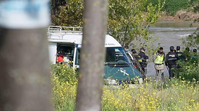 Aparecen dos cadáveres en el Ebro