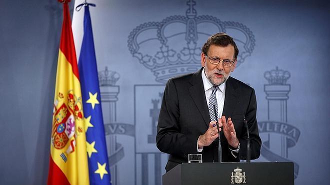 Rajoy: «Le diré al Rey que no tengo los votos»