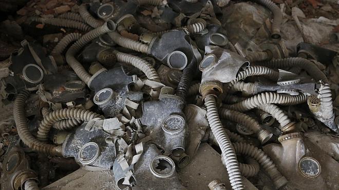 Ucrania recuerda la catástrofe nuclear de Chernóbil 30 años después