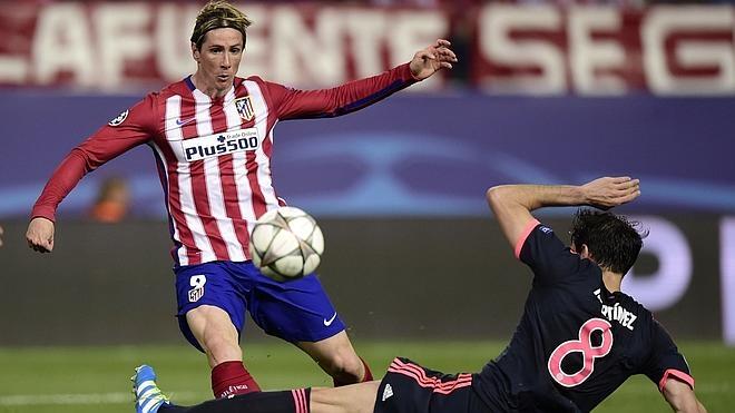 Fernando Torres: «Hay que sufrir y seguir sufriendo»