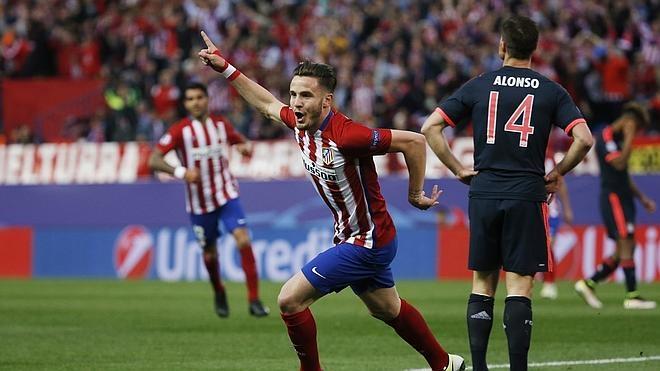 El Atlético sueña agarrado a su tesoro