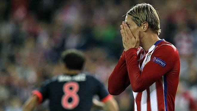 Torres: «Hoy no me siento parte de la selección»