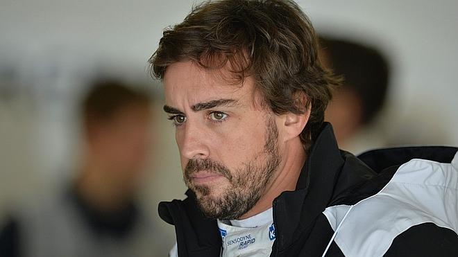 El improbable techo de Fernando Alonso