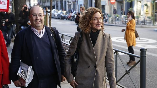 Batet: «Si Carles Martí da un paso atrás será muy bienvenido»