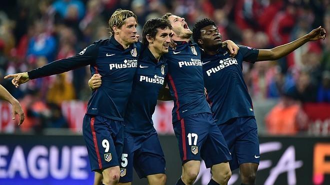 El Atlético bloquea su plaza para la gloria