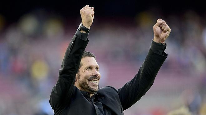 Simeone repite gloria con su plan de 2014
