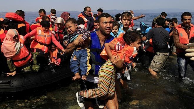 España prevé acoger a 200 refugiados antes de junio