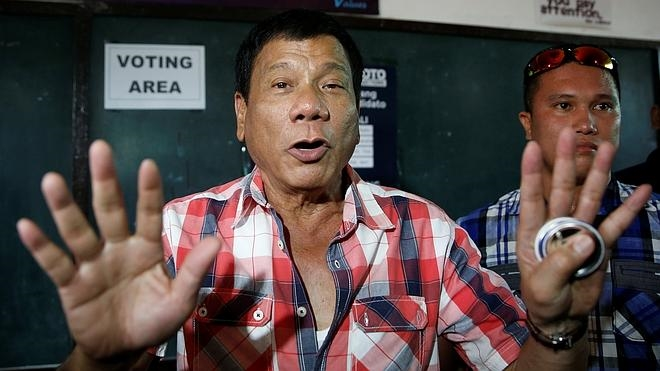 El 'Donald Trump' filipino vence en las elecciones presidenciales