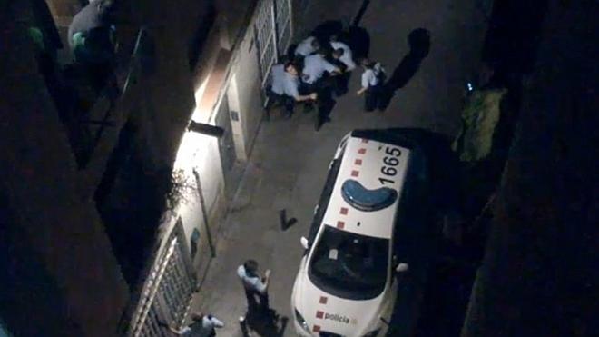 Los mossos acusados del homicidio de un empresario pactan para evitar la cárcel