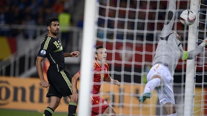 Costa pone en duda su billete para Francia