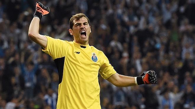 Casillas: «La temporada que viene prometo que estaré mejor que esta»