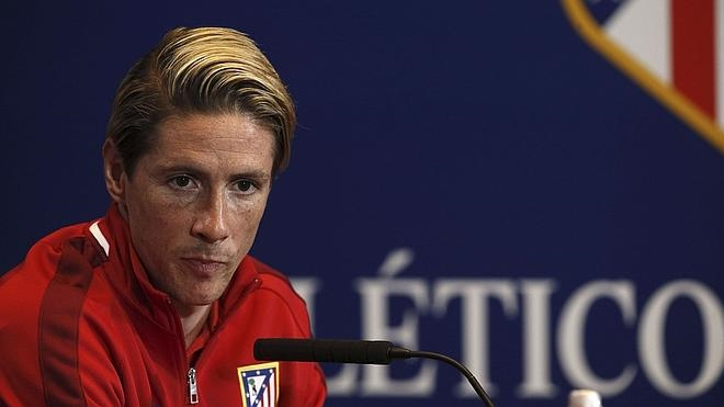 Fernando Torres: «Me encantaría estar en el futuro en la selección»