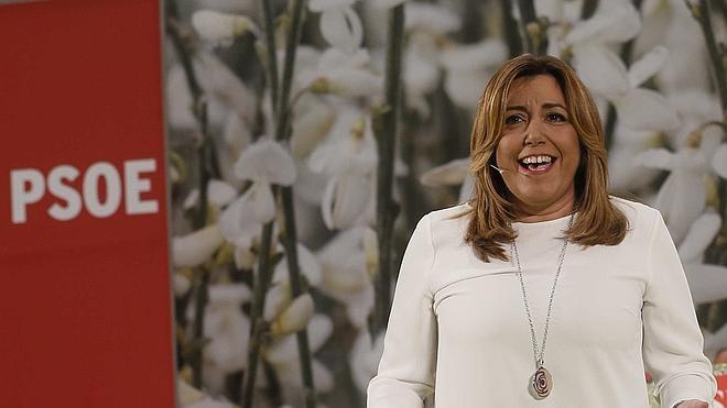 Susana Díaz insta a «salir a ganar»