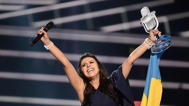 Ucrania da la campanada en Eurovisión; España, peor que en 2015